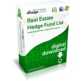 Real Estate Hedge Fund List