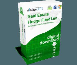 Real Estate Hedge Fund List