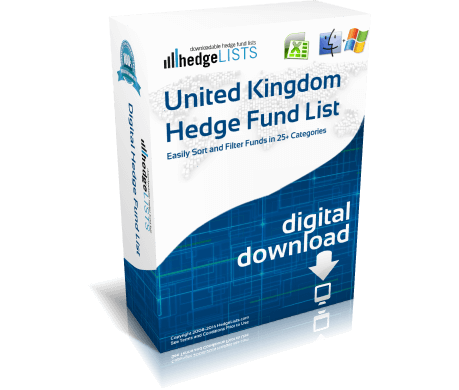 List of hedge funds in UK