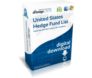 United States Hedge Fund List